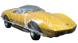 plastic car covers
