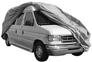 Bubble Top Van Covers